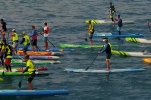 The Impossible Paddle - Stand Up Paddleboards