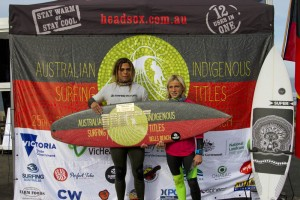 Australian Indigenous Surfing Titles Open Mens Finalists
