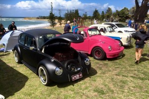 Torquay Rotary Motor Show on Torquay Esplanade at the Front Beach